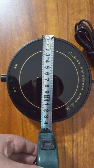 美斯尼 保温加热底座恒温杯垫茶座茶壶加热器电热杯垫智能控温防水防漏电加热杯垫茶具配件套装温热牛奶器 黑色 晒单图