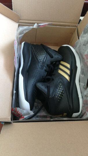 阿迪达斯adidas 官方 篮球 男子 Cross 'Em 4 篮球鞋 B27703 如图 42.5 晒单图