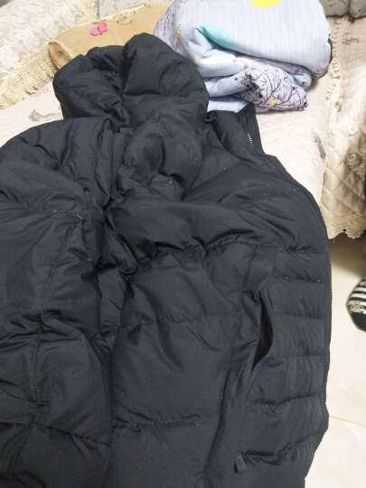 耐克(NIKE) 男装上衣羽绒服冬款运动服休闲保暖防风夹克外套806862-010 806862-010黑色75%灰鸭绒 XL 晒单图