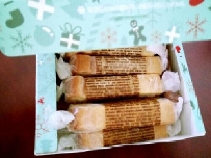 果记 奶酪芝士条蛋糕棒冻芝士日式风味宝宝儿童下午茶乳酪孕妇休闲零食 榴莲奶酪棒 1盒/220g 晒单图