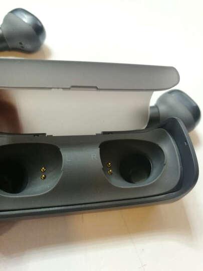QCY Q29 迷你真无线TWS蓝牙耳机 蓝牙4.2 单双耳均可使用 小米苹果安卓通用 白色 晒单图