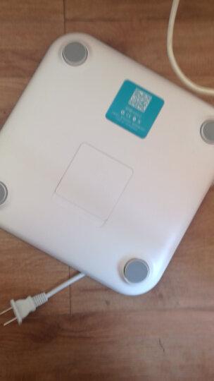 云麦(YUNMAI)好轻mini2黑色智能体脂秤 电子秤 脂肪秤 体重秤 17项身体数据 蓝牙连接 好轻APP控制 晒单图