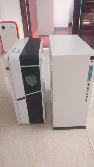 迎广(IN WIN)303 白色 中塔式机箱(支持ATX主板/支持水冷/钢化玻璃/侧透/U2.0x2+U3.0x2) 晒单图