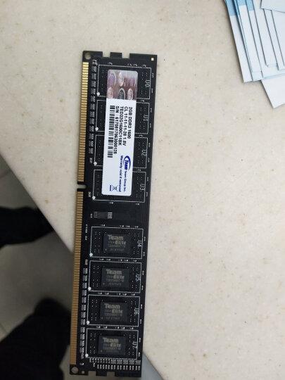 十铨(Team) DDR3 1600 2G 台式机内存 晒单图