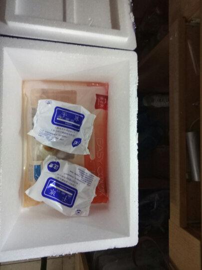 獐子岛 冷冻豆豉粉丝扇贝(MSC认证) 200g 6只 虾夷扇贝 海鲜水产 晒单图