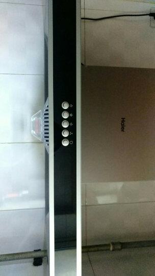 海尔(Haier)18大吸力 欧式油烟机  配不锈钢鸳鸯灶套装 E900T2S+QE3G液化气) 晒单图