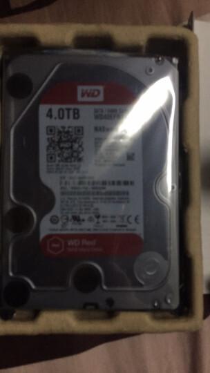 西部数据(WD)红盘 4TB SATA6Gb/s 64M 网络储存(NAS)硬盘(WD40EFRX) 晒单图