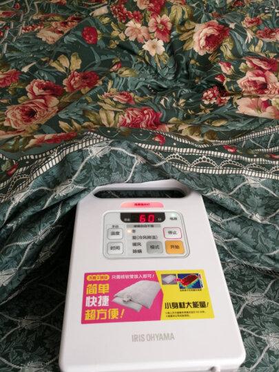 日本爱丽思IRIS取暖器家用暖风机电暖气电暖器暖风机浴室暖被烘被机暖被机宝宝烘干机水田 升级版干衣机(珍珠白)+干衣袋 晒单图