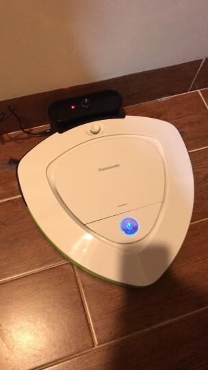 松下(Panasonic)扫地机器人MC-8R56E智能自动家用吸尘器净巧吸系列(青草绿) 晒单图