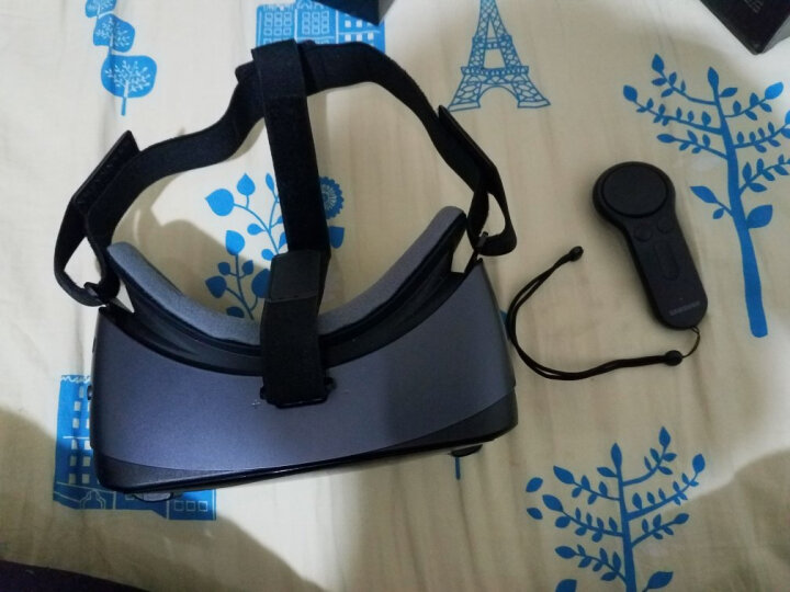 三星Gear VR5代with Controller新款NOTE8 S9+ 虚拟现实眼镜 vr5代+送海量资 晒单图