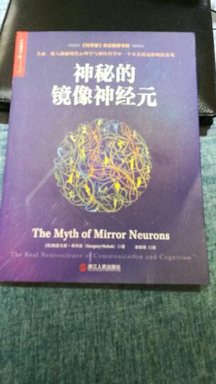 神秘的镜像神经元 晒单图