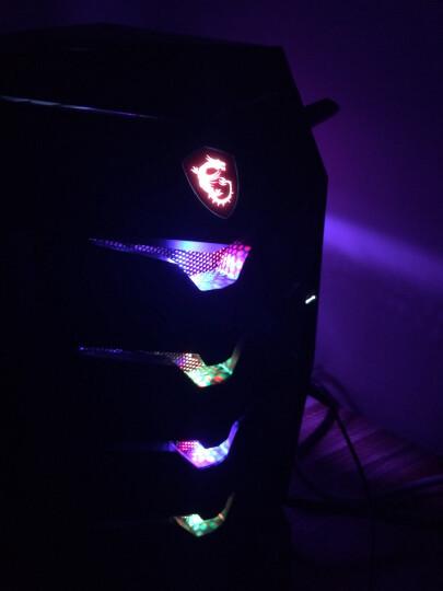 微星(MSI)宙斯盾3 Aegis 3-221 吃鸡游戏台式电脑主机(i5-7400 8G 1T 128G GTX1060 6G独显 WIN10) 晒单图