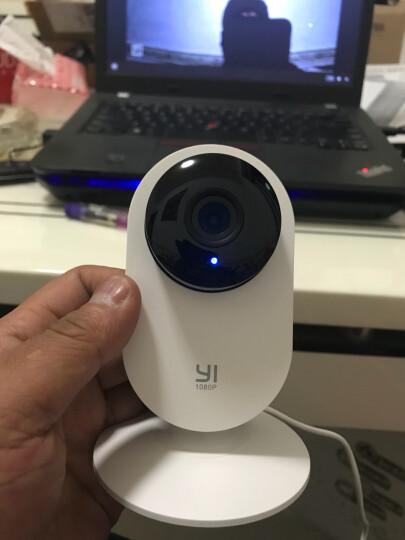 小蚁(YI)智能摄像机夜视版升级1080P 高清家用wifi摄像头 母婴看护 红外夜视 双向通话 多端存储 白色 晒单图