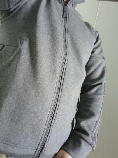 阿迪达斯ADIDAS 2017冬季 男子 ID TT KT HYBRID 针织夹克 CD2118 L码 晒单图