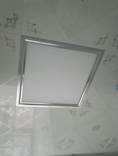 TCL 厨卫灯10w集成吊顶 嵌入式LED30*30 5700K冷光 晒单图