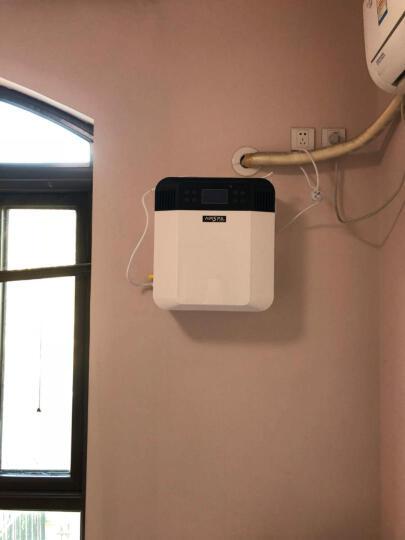 艾尔斯派(AIRSPA) 德国新风系统全热交换壁挂式新风机空气净化器除甲醛雾霾PM2.5 HYQF60GDZ/B豪华型 晒单图