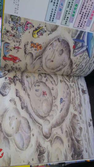 迷路大冒险第三辑 (共4册)宇宙穿越之旅/交通工具之旅/昆虫王国之旅/故事王国之旅 晒单图