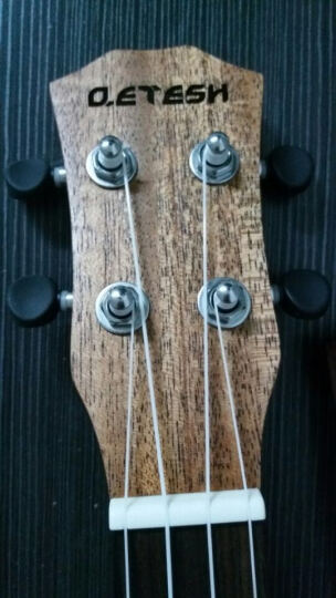 奎特 初学尤克里里乌克丽丽21/23/26寸夏威夷四弦小吉他ukulele U36C/23寸全相思木原声款 晒单图