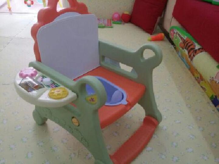日康儿童坐便器 宝宝便盆马桶 大号抽拉式RK-8004(颜色随机) 晒单图