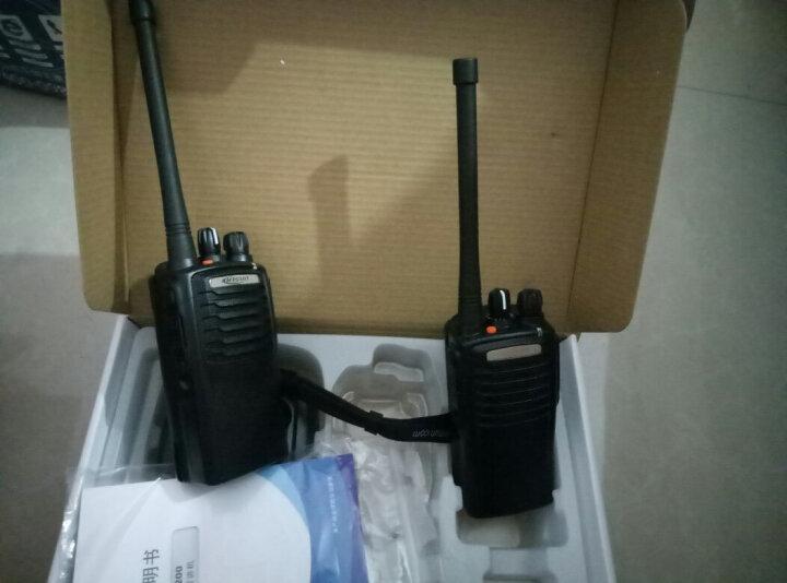 科立讯 数字DPMR系列对讲机手台 专业民用商用无线对讲机 中转台 车载台 DR550基站中继台 晒单图