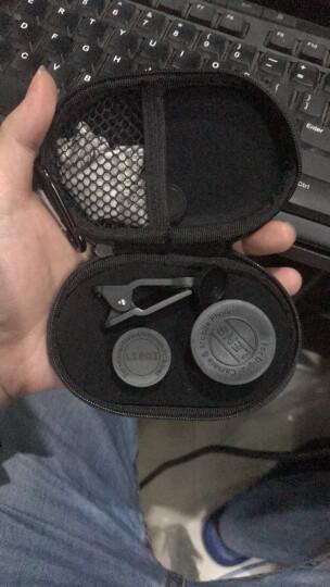 猎奇(LIEQI)手机镜头 微畸变广角+鱼眼+微距套装 拍照神器 苹果华为外置摄像头 LQ-603  黑色 晒单图