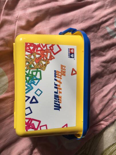 奥迪双钻(AULDEY)超级飞侠磁力片-132件(老包装) DS710907 儿童玩具 男孩女孩生日礼物 晒单图