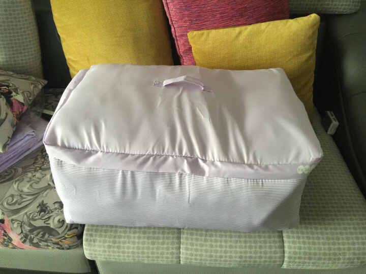 FaSoLa衣物收纳包 棉被收纳箱 杂物旅行软包 大号60*40*26 晒单图