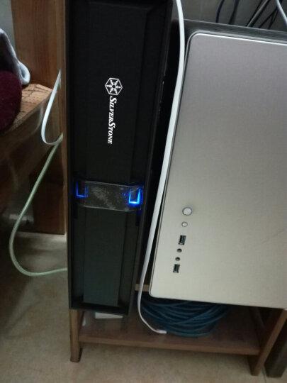 银欣(SilverStone) ML08B-H 米罗8 手提把HTPC迷你Mini-ITX机箱 携带 晒单图