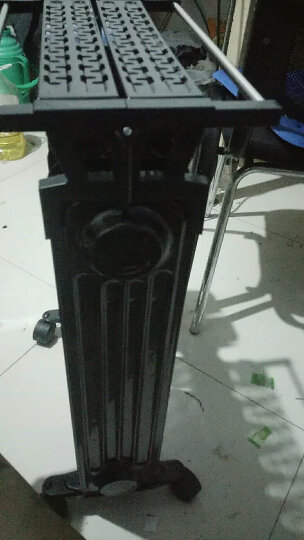 先锋 (Singfun)油汀取暖器家用电暖器电油丁暖风机办公室干衣加湿烘衣烤火炉卧室暖气片油酊电暖气 白色 11片 宽 125mm 晒单图