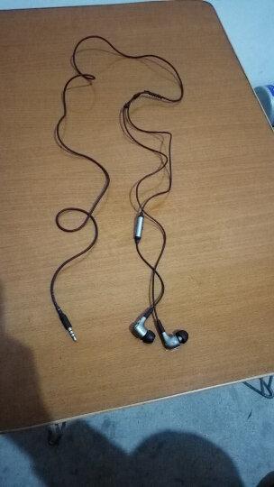 漫步者(EDIFIER)   H230P 入耳式手机耳机 酷雅黑 晒单图