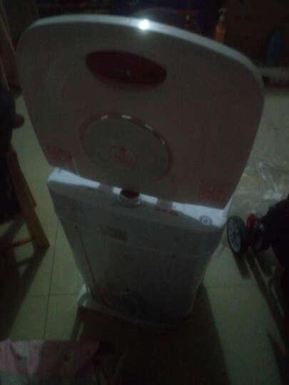 沃牧家用大容量不锈钢脱水机衣物烘干机甩干可脱水8公斤迷你单干衣机 烘干脱水机 晒单图