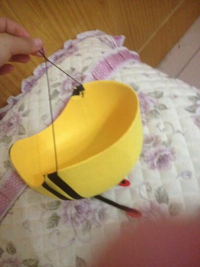 宸涛 表演用品聚会装扮COS道具儿童兔老鼠卡通头饰可爱小动物帽子 小羊 晒单图