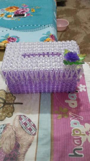 手工diy纸巾盒材料包新款13色流苏枫叶纸巾盒成品和材料包均有售 狗狗宝蓝 材料包 晒单图