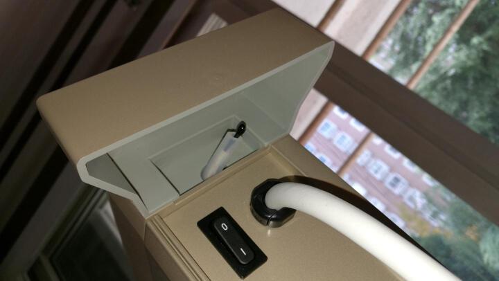 美国兰戈(RANGO)取暖器/电暖器/电暖气 家用踢脚线型 HE智能变频APP控制款对流式电加热器 白色 2500W智能变频app控制款1.52米长 晒单图
