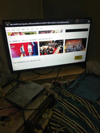 风行电视 39英寸全高清液晶平板智能电视 8G内存窄边网络LED内置WiFi电视 N39S(黑色) 晒单图