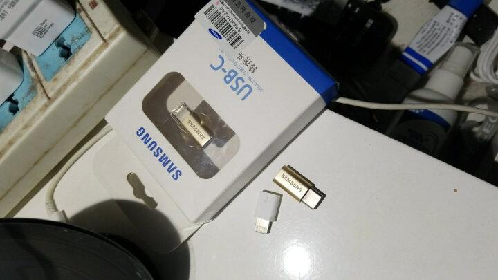 三星(SAMSUNG)USB 3.0 原装手机数据线/硬盘数据线 适用三星Note3/S5 通用3.0接口传输 1米 晒单图