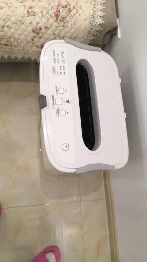 夏普(SHARP) 空气净化器 KC-W280SW 除雾霾PM2.5除甲醛净离子群杀菌加湿 晒单图