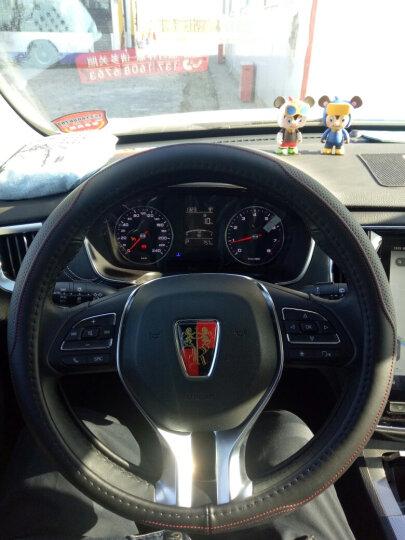 卡佳K2汽车方向盘套真皮新款奔驰宝马3系5系X3X5奥迪a4A6Lq3Q5大众途观速腾迈腾 新款灰色 奥迪A3/A4L/A5/A6L/Q3/Q5/Q7 晒单图