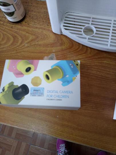 摄徒M8儿童数码照相机 微型运动摄像机 复古单反拍照录像摄像头袖珍 迷你便携DV 玩具生日礼物 金色 套餐四 晒单图
