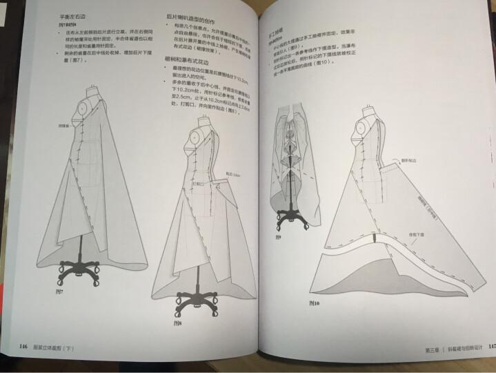 服装立体裁剪(下 美国引进版) 晒单图