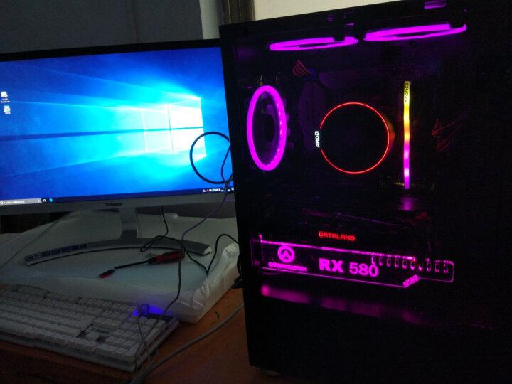 松人(SONGREN) SW270A 27英寸电脑显示器 LED全高清液晶显示屏 银色 晒单图