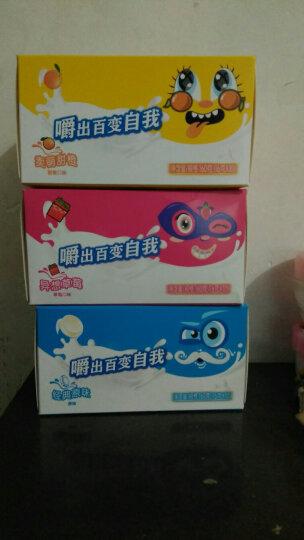 伊利 干吃奶片 原味牛奶片160g盒草莓香橙味儿童零食 奶片内蒙古 原味 晒单图