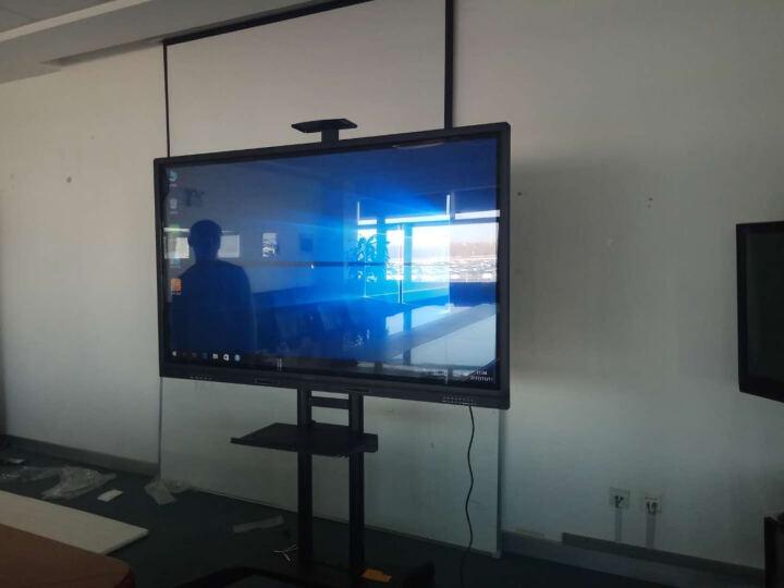 飞利浦(PHILIPS) 会议平板显示器触摸教学一体机电子白板无线投影仪会议白板 65英寸BDL6530QT 含移动支架+电脑(i5 4G 120G) 晒单图