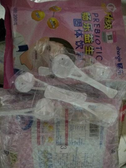 畅乐 低聚果糖益生元益生菌固体饮料水苏糖乳果寡糖水溶膳食纤维大便干调理营养师跟进无忧  10袋 200g/袋 晒单图