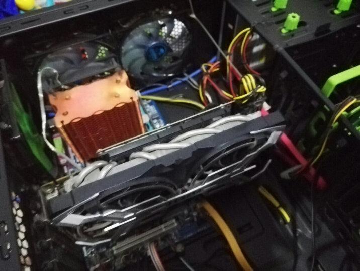 索泰(ZOTAC)GeForce GTX1050-2GD5 毁灭者 OC 1404-1518/7008MHz 2G/128bit GDDR5 PCI-E显卡 晒单图