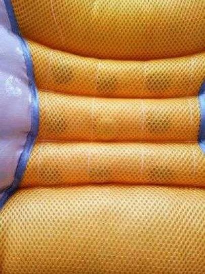 颈椎枕头修复颈椎专用睡眠护颈枕加热疗成人高低牵引磁石保健理疗枕头 高配方款 亮黄(定时热疗+按摩+草本磁石+充气) 晒单图