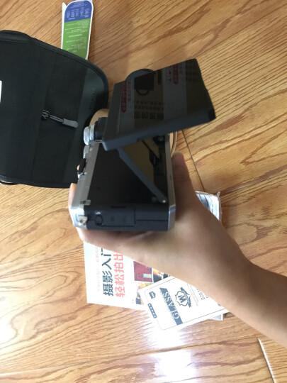 佳能(Canon)EOS M6 微单相机 微型可换镜数码相机 单电相机 银色(15-45/55-200)双镜头套装 标配 晒单图
