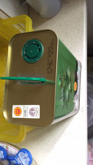 西班牙进口 蓓琳娜(BELLINA)PDO特级初榨橄榄油750ml*1+葡萄籽油750ml*1 食用油 臻享礼盒 晒单图