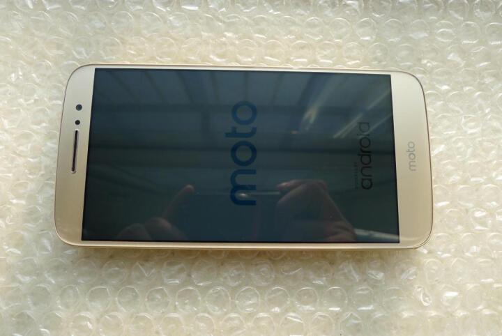 摩托罗拉 Moto Z Play 3GB+64GB 模块化手机 贵族白 移动联通电信4G手机 双卡双待 晒单图
