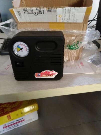 SOSPORT 电动车充气泵 电瓶车三轮车汽车高压打气筒 球类充气64V-48V通用 带球针 加强版48-72V通用 晒单图